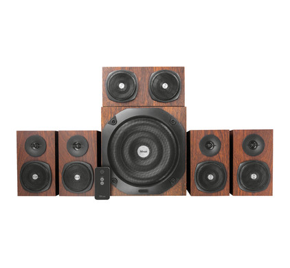 Trust Vigor 5.1 Surround Speaker Systeem