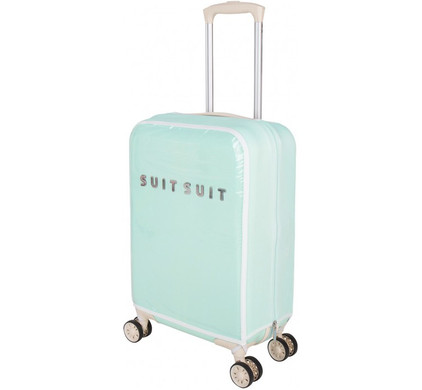 SUITSUIT Fabulous Fifties Housse de valise 55 cm Luminous Mint Main Image