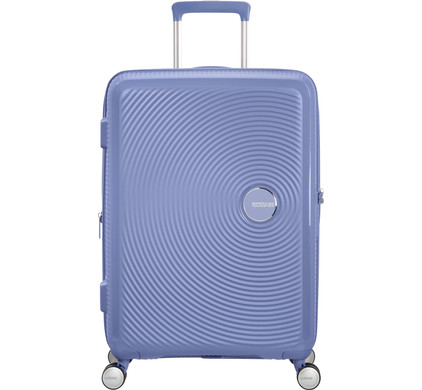 American Tourister Soundbox Expandable Spinner 67cm Denim Blue