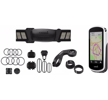 Garmin Edge 1030 Bundle Main Image
