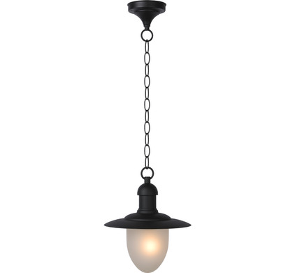 Lucide Aruba Hanglamp 81 cm Zwart 1 Lichtpunt