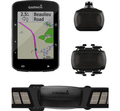 Garmin Edge 520 Plus + Snelheidssensor + Cadanssensor bundel