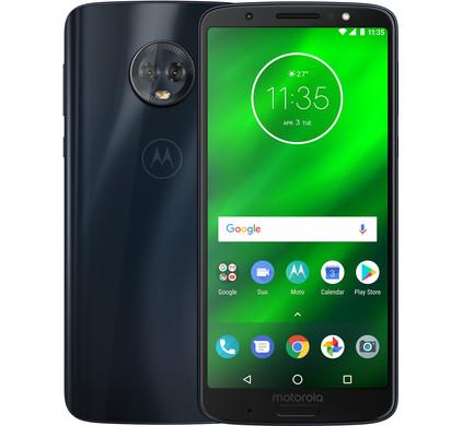 Motorola Moto G6 Plus Bleu