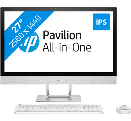 HP Pavilion All-in-One 27-r022nb Azerty