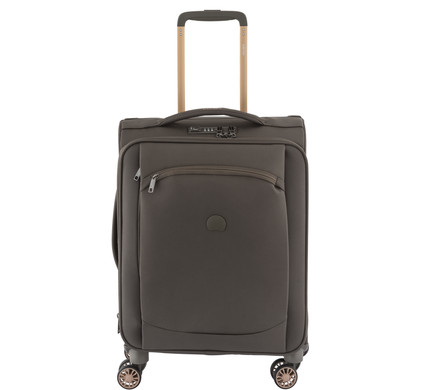 Delsey Montmartre Air Universal Expandable Spinner 55cm Brons