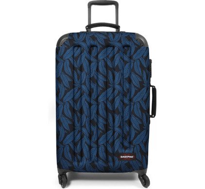 Eastpak Tranzshell M Leaves Blue