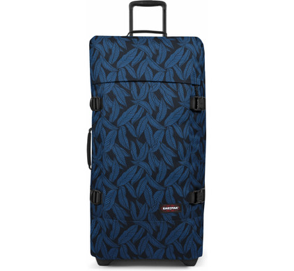 Eastpak Tranverz L Leaves Blue