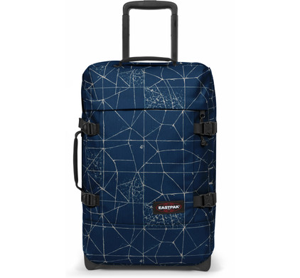 Eastpak Tranverz S Cracked Blue