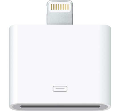 Apple Lightning to 30-pins Adapter Duo Pack