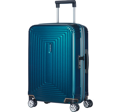 Samsonite Neopulse Spinner 55/23cm Metallic Blue