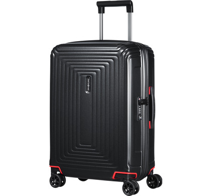 Samsonite Neopulse Spinner 55/23cm Matte Black