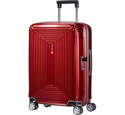 Samsonite Neopulse Spinner 55cm Metallic Red