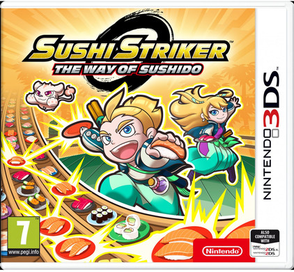 Sushi Striker: The Way of Sushido 3DS