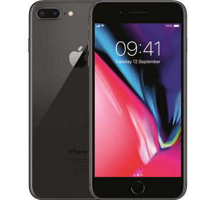 ed3ecb76c Apple iPhone 8 Plus 64GB Space Gray - Coolblue - Before 23 59 ...