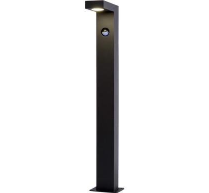 Lucide Texas Staand 60 cm Zwart 1 Lichtpunt met Sensor