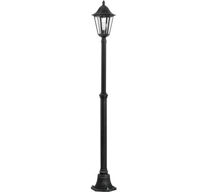 Eglo Navedo Staand 200 cm Zwart 1 Lichtpunt