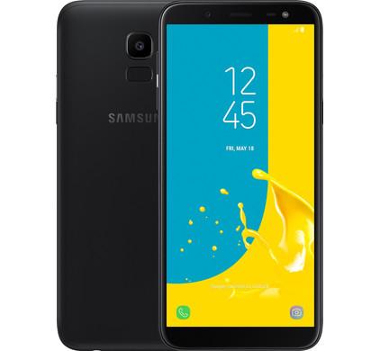 Samsung Galaxy J6 2018 Noir Coolblue Avant 23 59 Demain Chez Vous