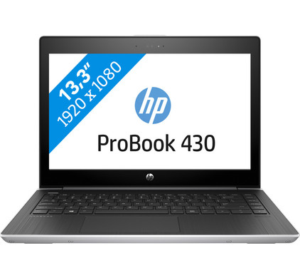 HP ProBook 430 G5  i3-8gb-128ssd Azerty