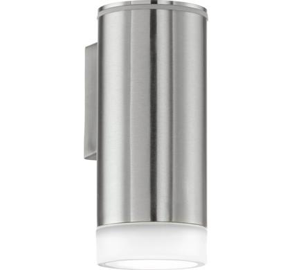Eglo Riga-Led Wand S Zilver 1 Lichtpunt