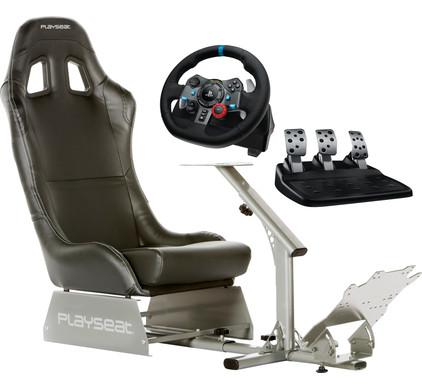 PlaySeat Evolution racing set