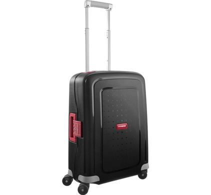 Samsonite S'Cure Spinner 55cm Black/Red