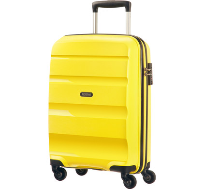 American Tourister Bon Air Spinner 55cm Strict Solar Yellow