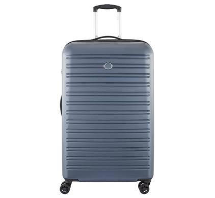 Delsey Segur Trolley Case 78cm Blauw