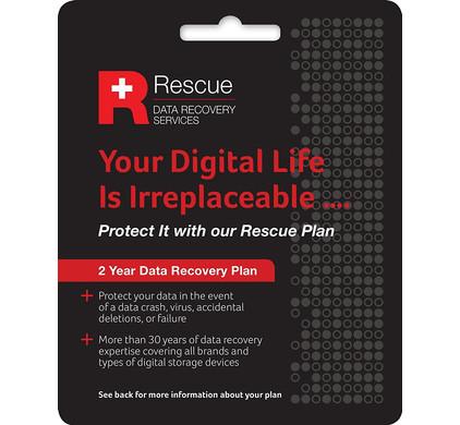 Seagate Rescue Card 2 jaar gegevensherstel