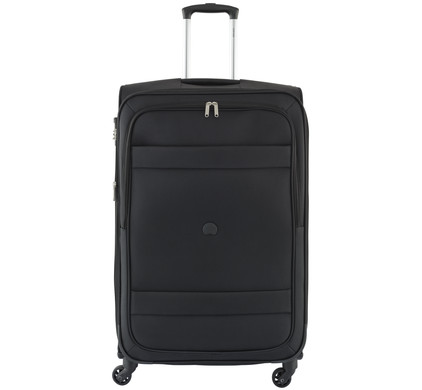 Delsey Indiscrete Expandable Spinner 78cm Black