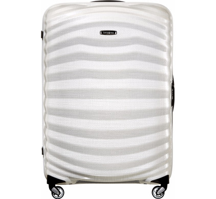 Samsonite Lite-Shock Spinner 55 cm Off White
