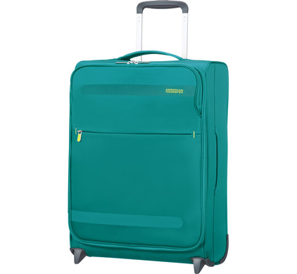 American Tourister Herolite Super Light Upright 55cm Cactus Green