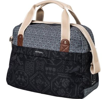 Basil Boheme Carry All 18L Charcoal