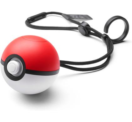 Nintendo Switch Poke Ball Plus Controller