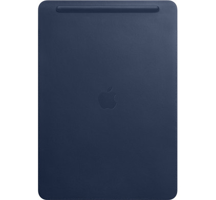 Apple Leren Sleeve iPad Pro 12,9 inch Blauw