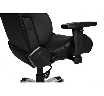 Right side; Detail; Front; Back ...  sc 1 st  Coolblue & AK Racing Premium Gaming Chair Black / Black - Coolblue - anything ...