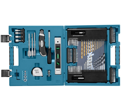 Makita 104-delige Accessoireset D-31778