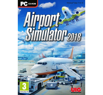 Airport Simulator 2018  PC