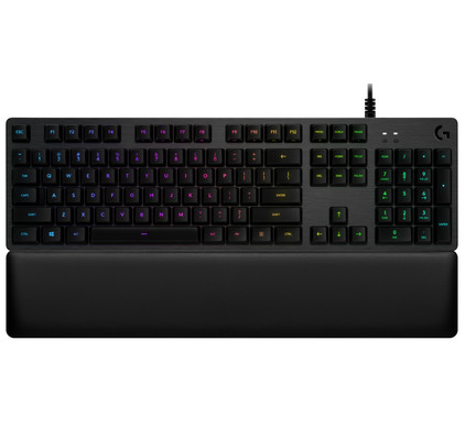 Logitech G513 Tactile Mechanical Gaming Keyboard QWERTY
