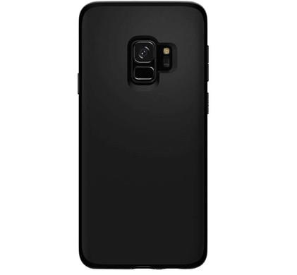 brand new 7fab8 05f60 Spigen Liquid Crystal Samsung Galaxy S9 Back Cover Black