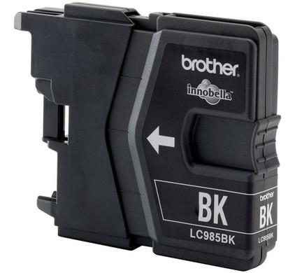 Brother LC-985BK (Zwart)