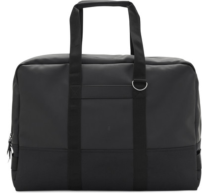 Rains Luggage Back Zwart