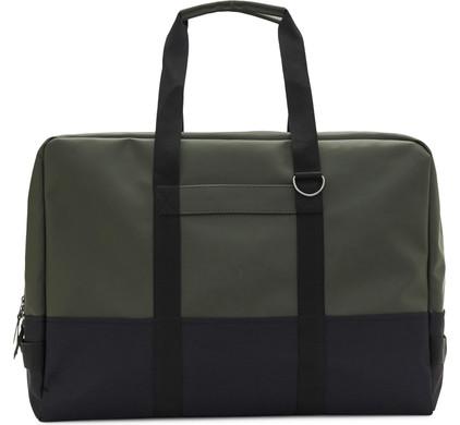 Rains Luggage Back Groen