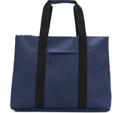 Rains Weekend Tote Blauw