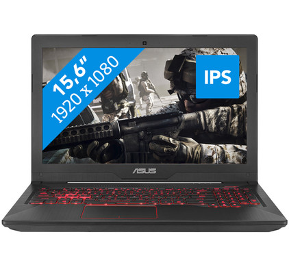 Asus ROG Strix FX503VD-DM002T-BE Azerty