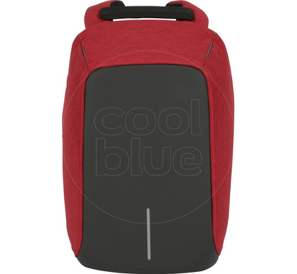 910d86fb94b XD Design Bobby Anti-theft Backpack Red - Coolblue - Voor 23.59u, morgen in  huis