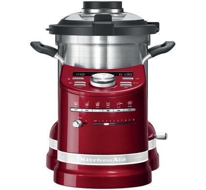 KitchenAid Artisan Robot cuiseur Rouge pomme Main Image