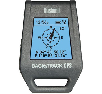 Bushnell BackTrack + 8 AAA-batterijen