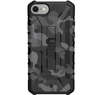 uk availability 3333e a472b UAG Pathfinder Camo Apple iPhone 6S / 7/8 Back Cover Black