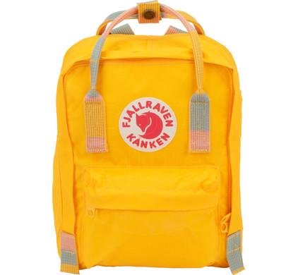 Fjällräven Kånken Mini Warm Yellow-Random Blocked - Kids Backpack ... 2a8ddeece3d69