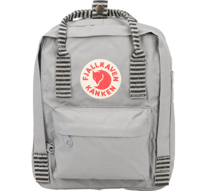4872616406a8c Fjällräven Kånken Mini Fog-Striped - Kids backpack - Coolblue ...